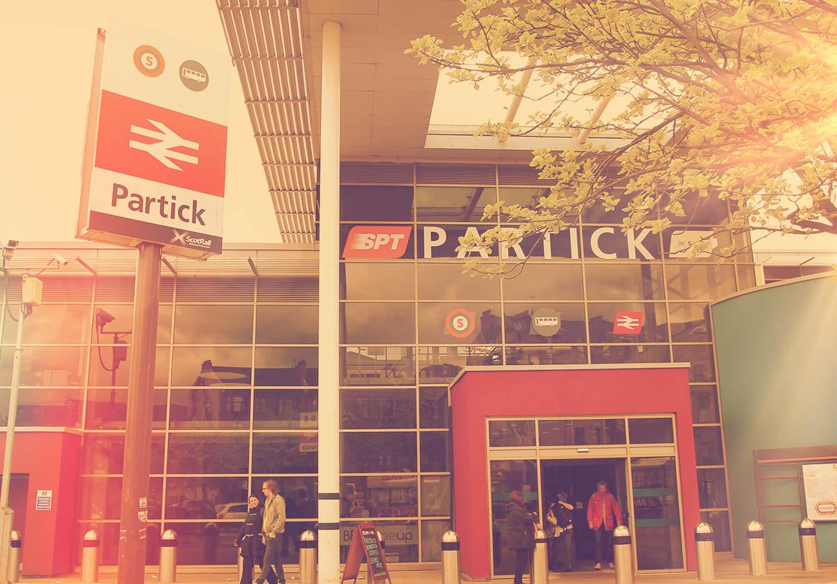 partick-entrance