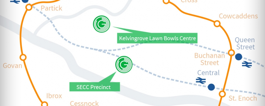 Guide to using the Glasgow Subway during the Commonwealth Games