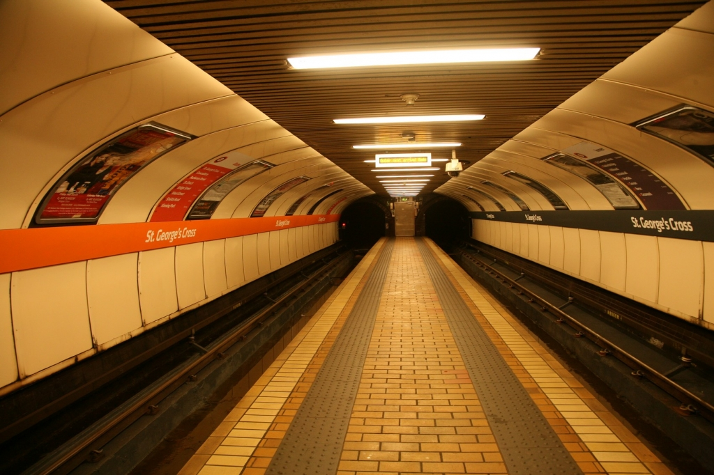 St Georges Cross Subway