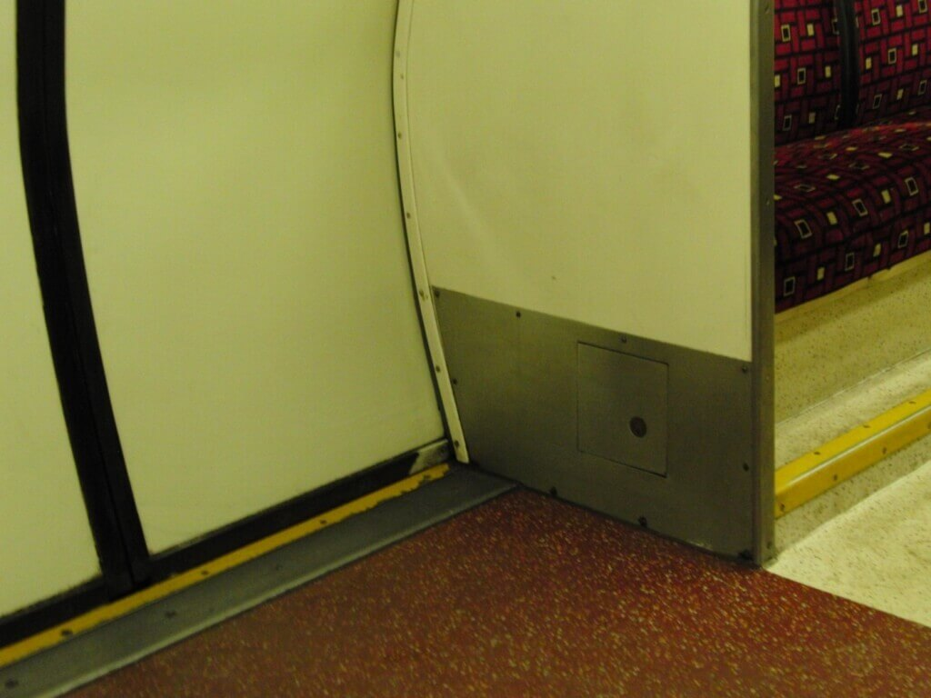 Subway door